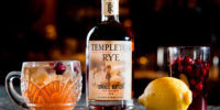 Templeton Rye marketing photography for Chicago History Museum