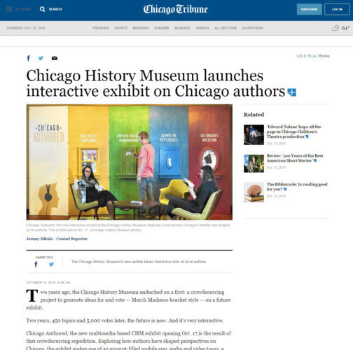 chicagoAuthored-Tribune